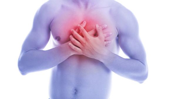 治疗药物使用不当可引起心绞痛