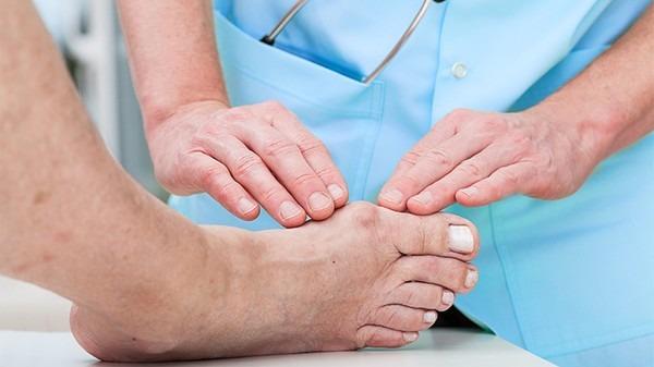 大脚趾一按就疼怎么回事?第4个很严重