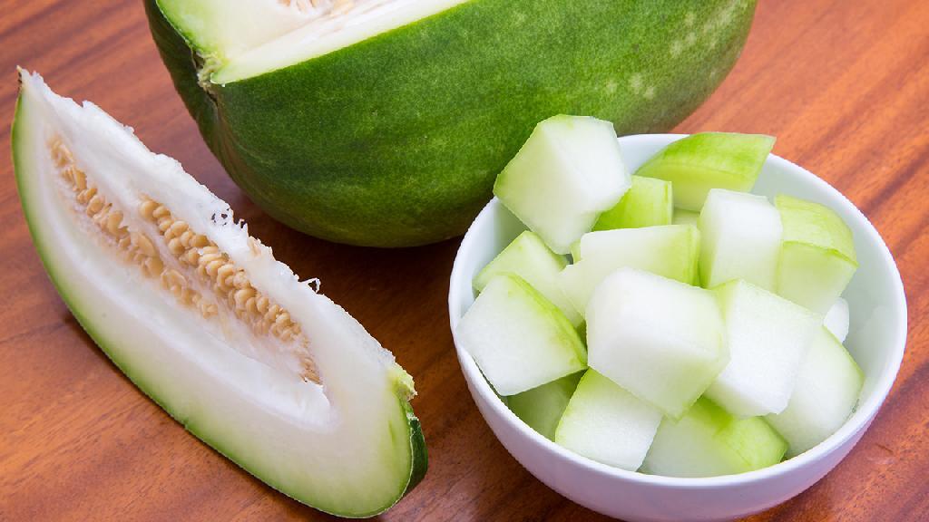 慢性胃炎可以吃冬瓜吗?可以吃