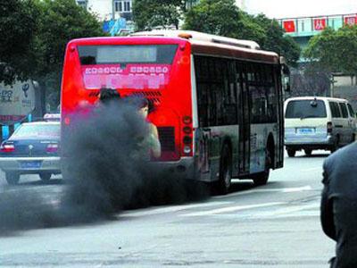 汽车尾气是危害我们呼吸系统的罪魁祸首