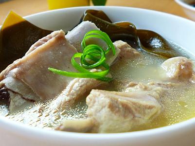 味道鲜美的海带排骨汤怎么做