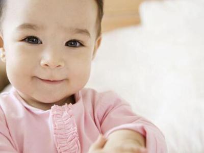 可爱宝宝生气图片