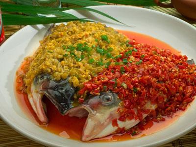 湖南剁椒鱼头_生活卫士  相信很多人都吃过剁椒鱼头,剁椒鱼头是非常正宗的湖南菜