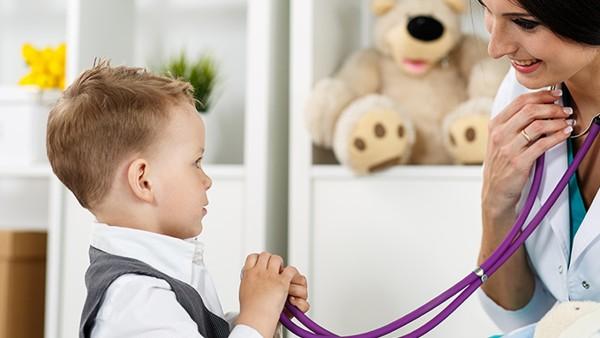 儿童体检的常见疾病有哪些?
