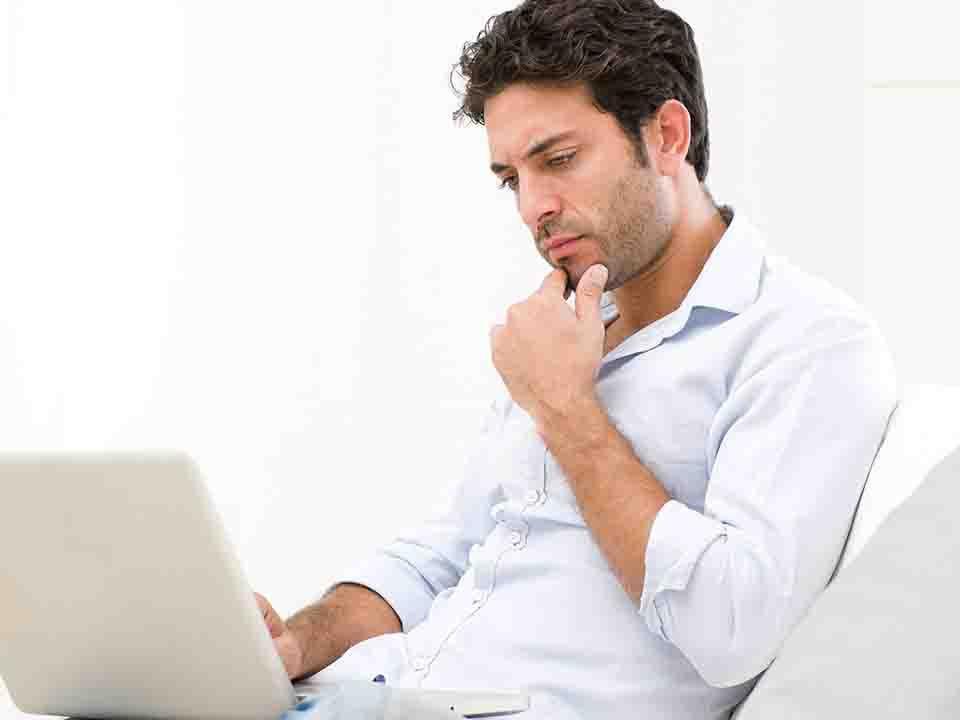 长期使用电脑会导致男性不育