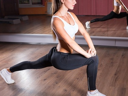 减肥指南:大众健身操入门