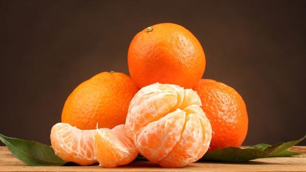 十一月养生的水果 橘子全身宝
