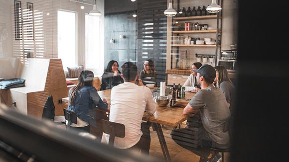 职场社交,什么是圈子定律?
