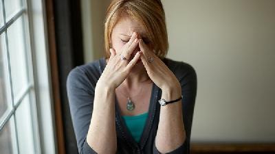 惊诧!99%的人都会得抑郁症