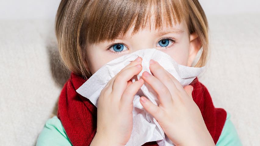 天气骤冷鼻塞流清涕 是支气管炎吗