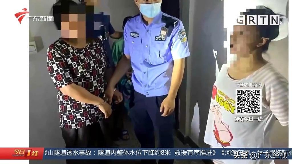 河源警方通报女子用拖鞋抽打婴孩,男婴经医院检查身体无大碍