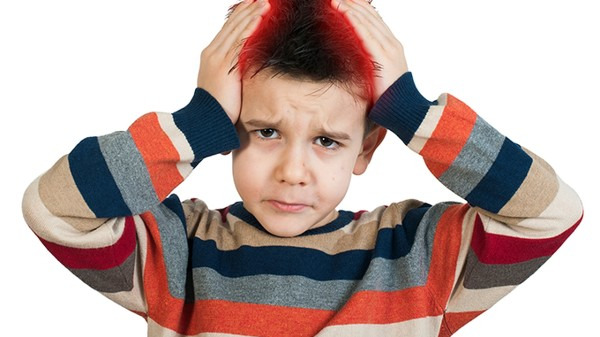 多动症的孩子有哪些症状?多动症的5个表现