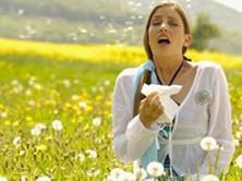 花粉過敏性哮喘