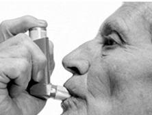 老年性哮喘