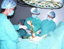 卵巢成熟畸胎瘤
