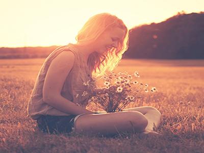 我竟感受了前所未有的快乐和真爱