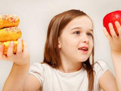 儿童减肥的五种有效方法