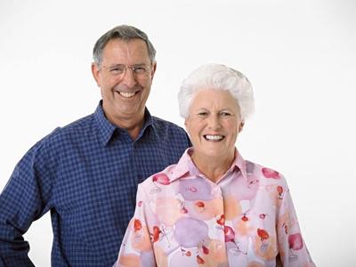 老年夫妻幸福相处小窍门