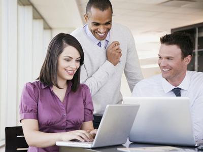 七个好习惯可以让男同事对你好感增值