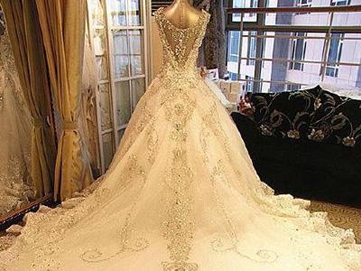 女人在挑选婚纱时要注意哪些禁忌