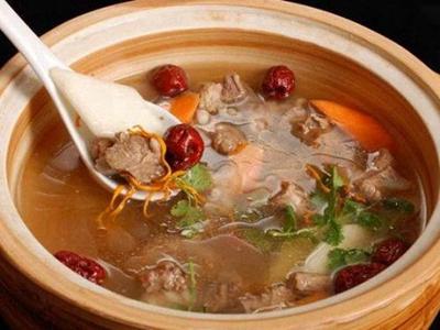 这样的靓汤给你养生补肾又壮阳