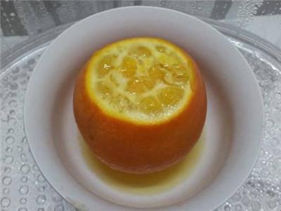 冰糖蒸橙子的功效与作用