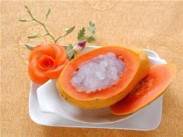 木瓜和菠萝同吃会出现这情况,赶紧看看!