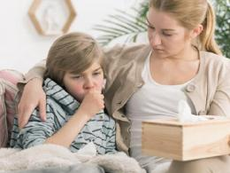 小孩咳嗽都是这些原因导致的,你要知道