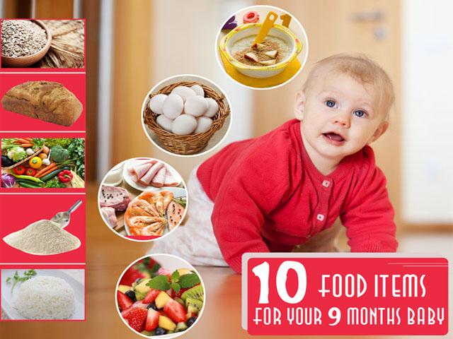 9个月宝宝辅食又有新花样,九种食谱创意十足
